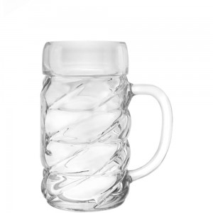 Stolzle Lausitz Diamond kufel do piwa Oktoberfest 1000 ml.